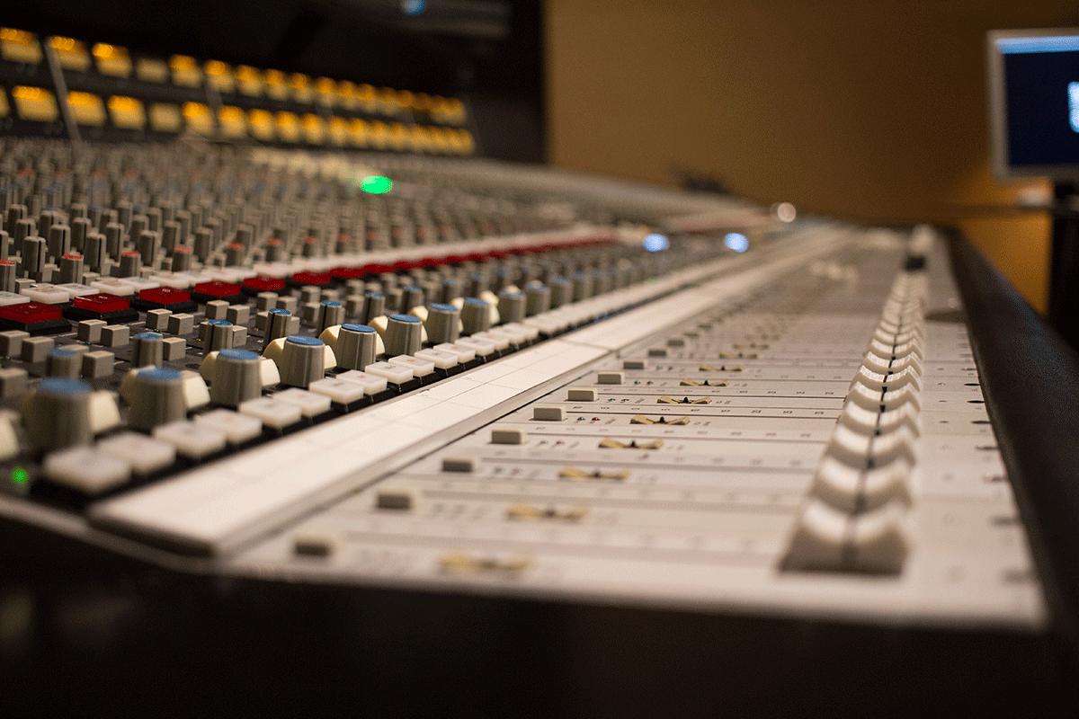 Servicio de mezcla y mastering profesional
